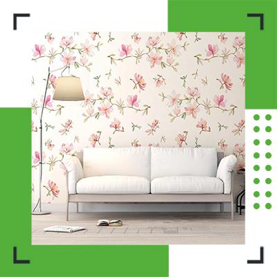 ویژگی های کاغذ دیواری مناسب برای اتاق خواب